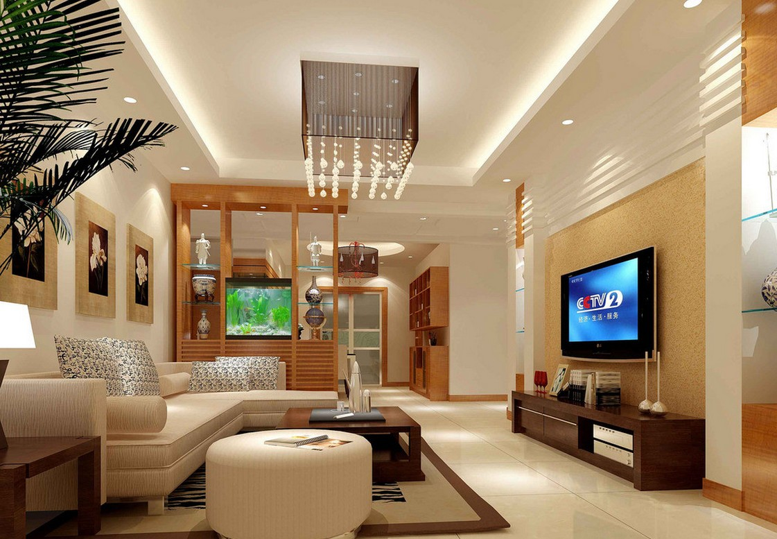 Specialist interior design rumah kantor apartemen hotel cafe restaurant - Interior design in living room ...